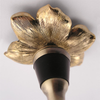 Crimson Flower Bottle Stopper