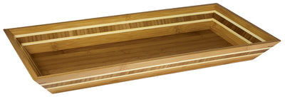 Totally Bamboo 20 Inch Inlay Platter