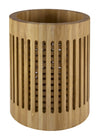 Totally Bamboo Lattice Utensil Holder