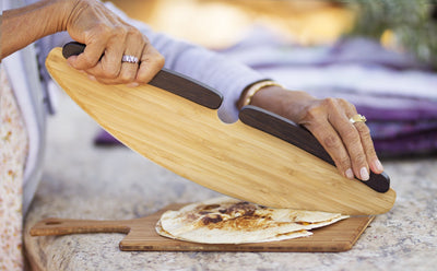 Totally Bamboo Cutting Edge Pizza Slicer