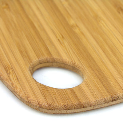 Totally Bamboo GreenLite Jet Series 13-1/2 Dishwasher-Safe Cutting Board