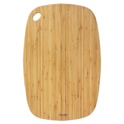 Totally Bamboo GreenLite Jet Series 17-3/4 Inch Dishwasher-Safe Cutting Board