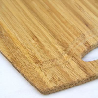Totally Bamboo GreenLite Cascade Series 18 Dishwasher-Safe Cutting Board