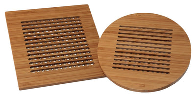 Totally Bamboo Lattice Trivets