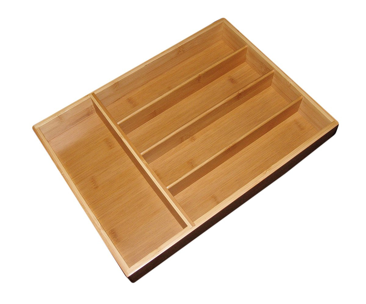 Totally Bamboo Small Cutlery Tray