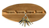 Totally Bamboo Surfboard Key Rack