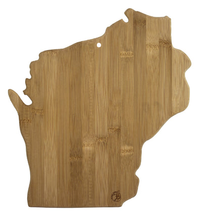 Totally Bamboo Wisconsin Board