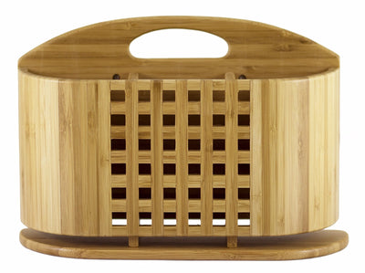 Totally Bamboo Eco Dish Rack Utensil Holder