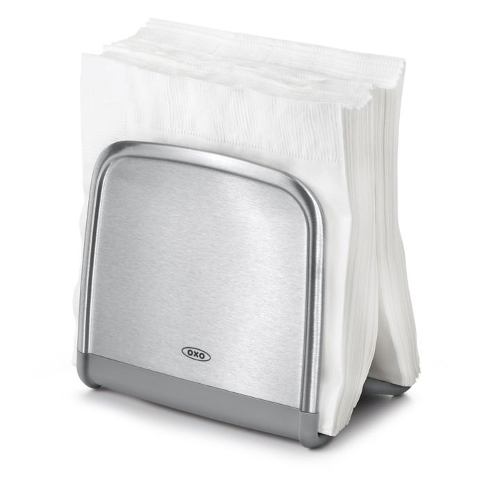 OXO Good Grips Stainless Steel Napkin Holder