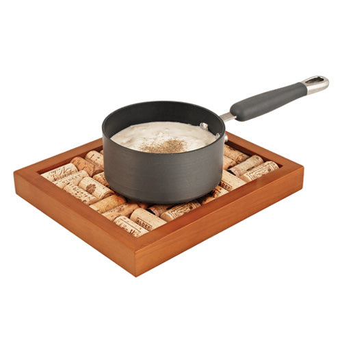 True Fabrications Wine Cork Trivet Kit