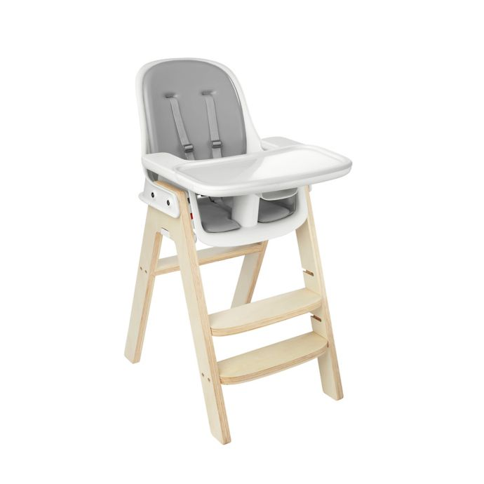 OXO Tot Sprout High Chair in Grey/Birch
