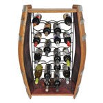 32-Bottle Wine Rack