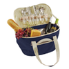 True Fabrications Navy Countryside Cooler