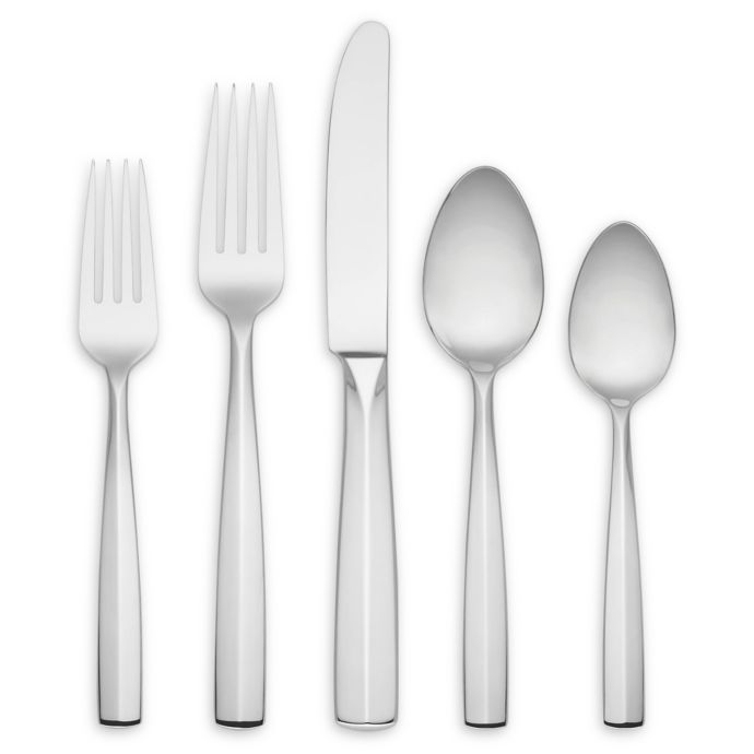 Lenox Lachlan 65-Piece Flatware Set