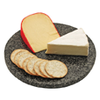 True Fabrications Granite Cheese and Cutting Board