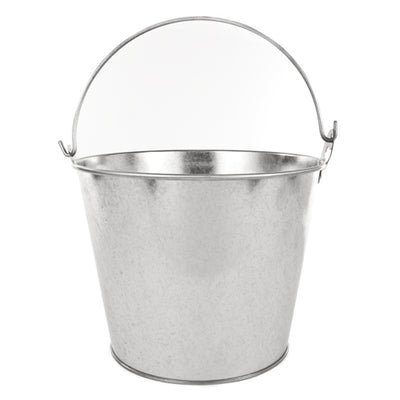 True Fabrications Galvanized Ice Bucket