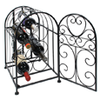 True Fabrications Vintage Aviary Wine Rack