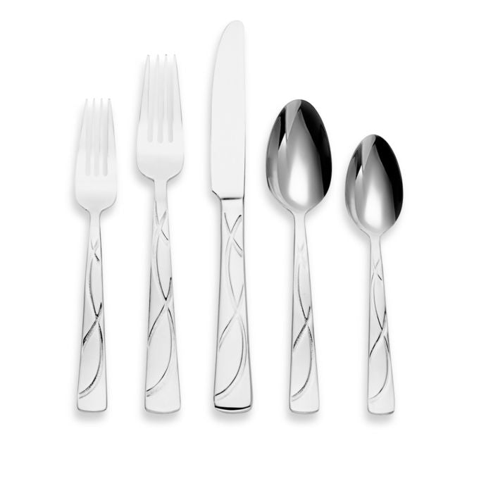 Lenox Vibe 5-Piece Flatware Place Setting