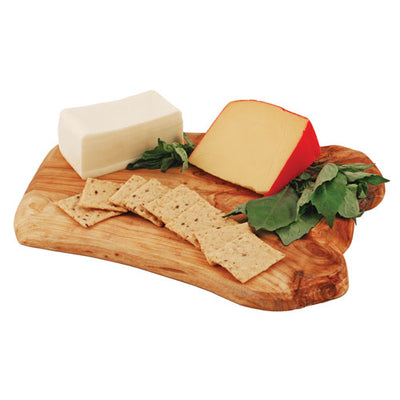 True Fabrications Tree Knot Cheese Board