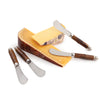 True Fabrications Old Kentucky Home Cheese Spreaders