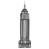 True Fabrications Empire State Building Cork Holder