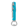 True Fabrications Blue Beer and Wine Opener