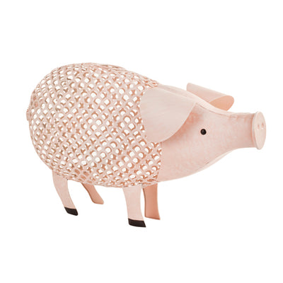 True Fabrications Bloom: Pig Cork Holder