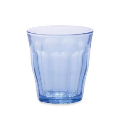 Duralex 10-7/8-Ounce Picardie Tumbler in Marine Blue (Set of 6)