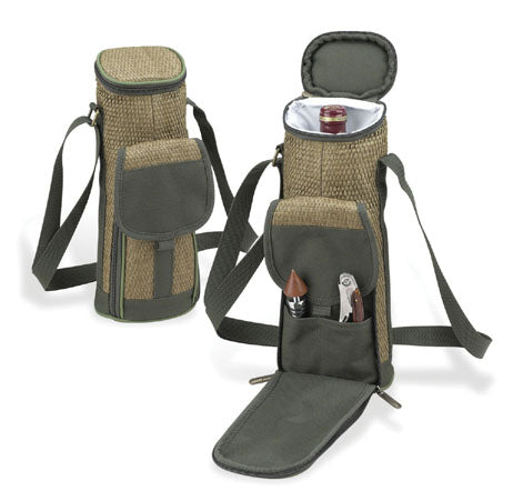 Picnic at Ascot Single Bottle Tote