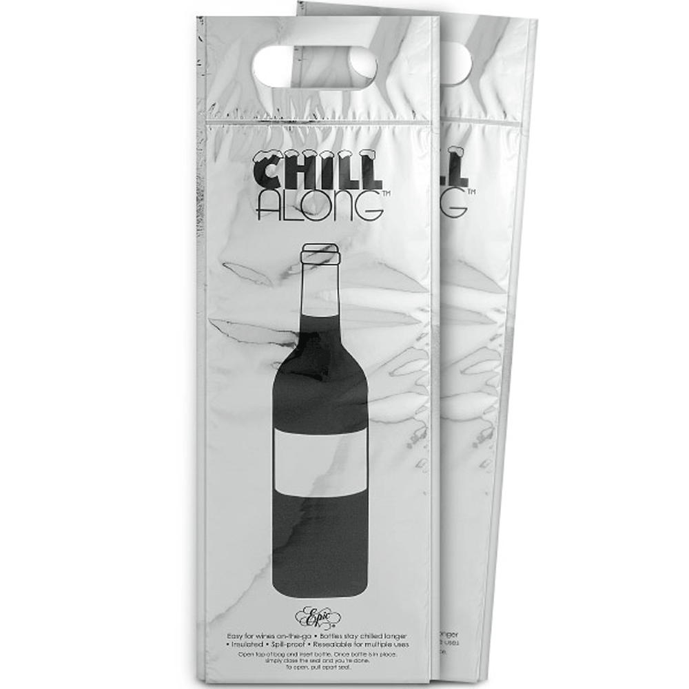 Chill Along™ Reusable Insulated Bags