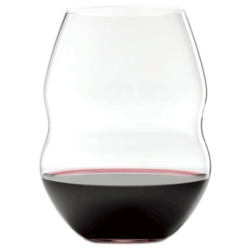 "Riedel ""O"" Swirl Red Wine Glasses (Set of 4)"