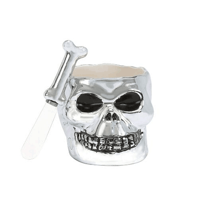 Boston Warehouse Bone Collector Dip Bowl and Spreader Set