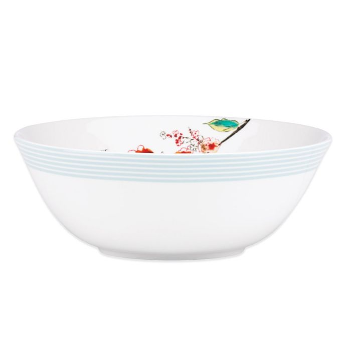 Simply Fine Lenox Chirp Stripe Serving Bowl