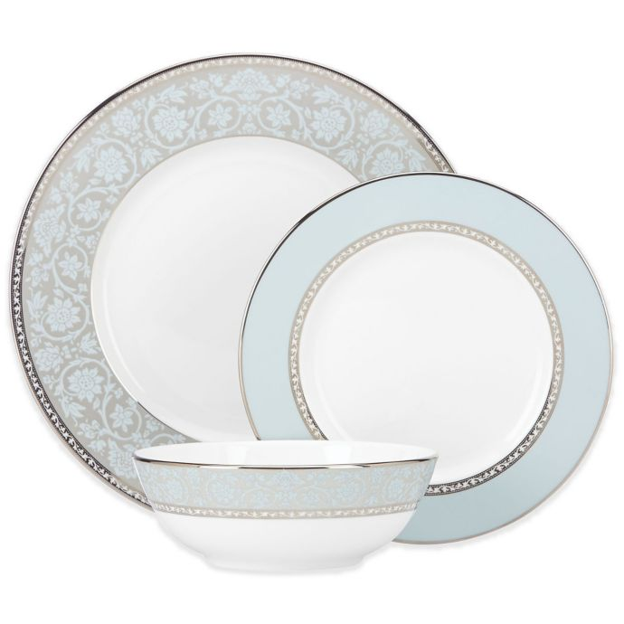 Lenox Westmore 3-Piece Place Setting with All Purpose Bowl