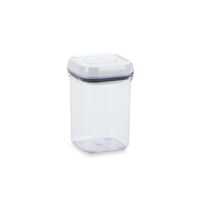 OXO Good Grips 0.9 qt. Square Food Storage POP Container