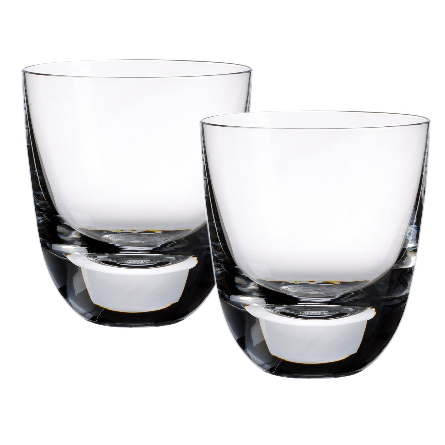 Villeroy & Boch American Bar Straight Bourbon 3-1/2 Inch Cocktail Tumbler, Set of 2
