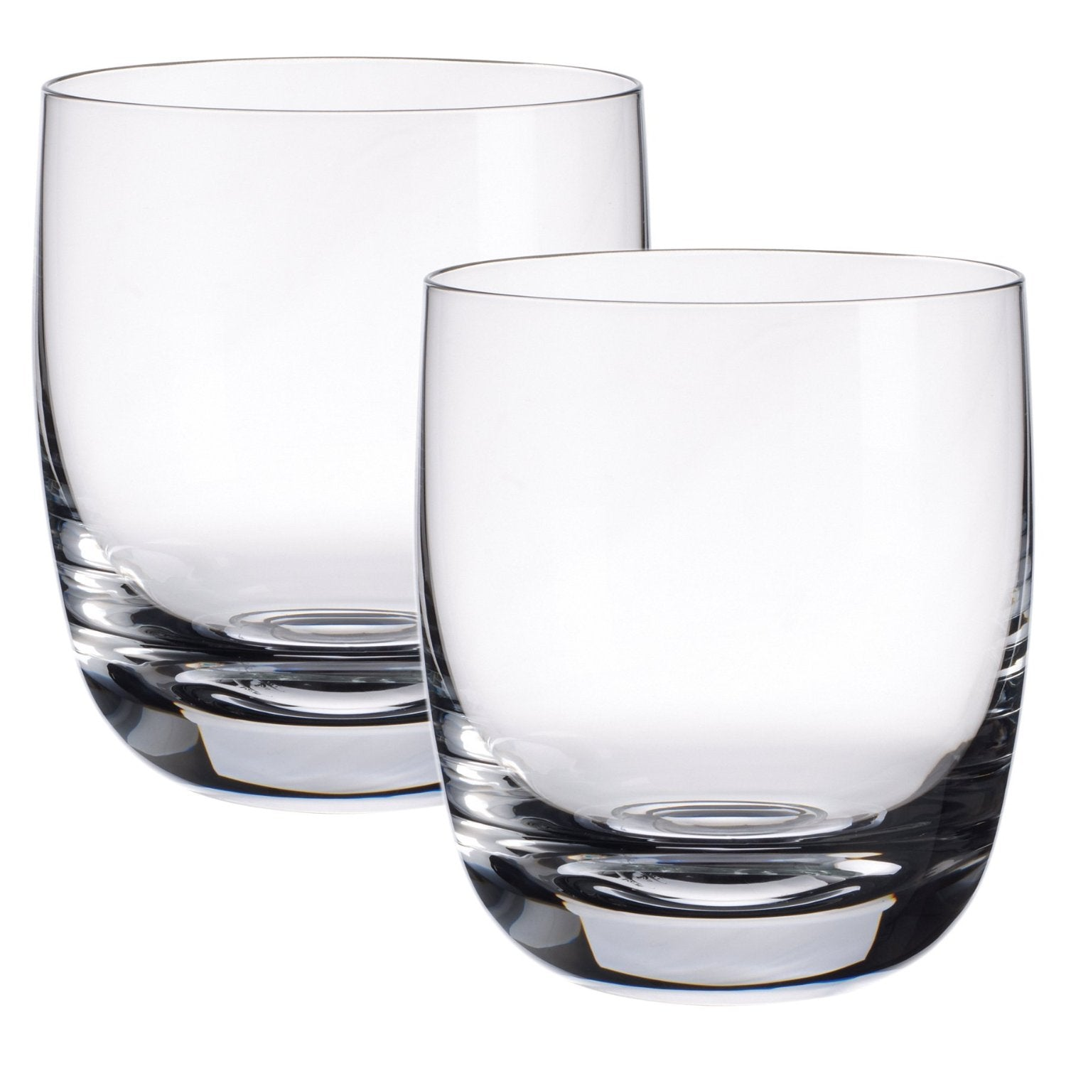 Villeroy & Boch Scotch Whiskey Blended Scotch 3-3/4-Inch Tumbler No 2, Set of 2