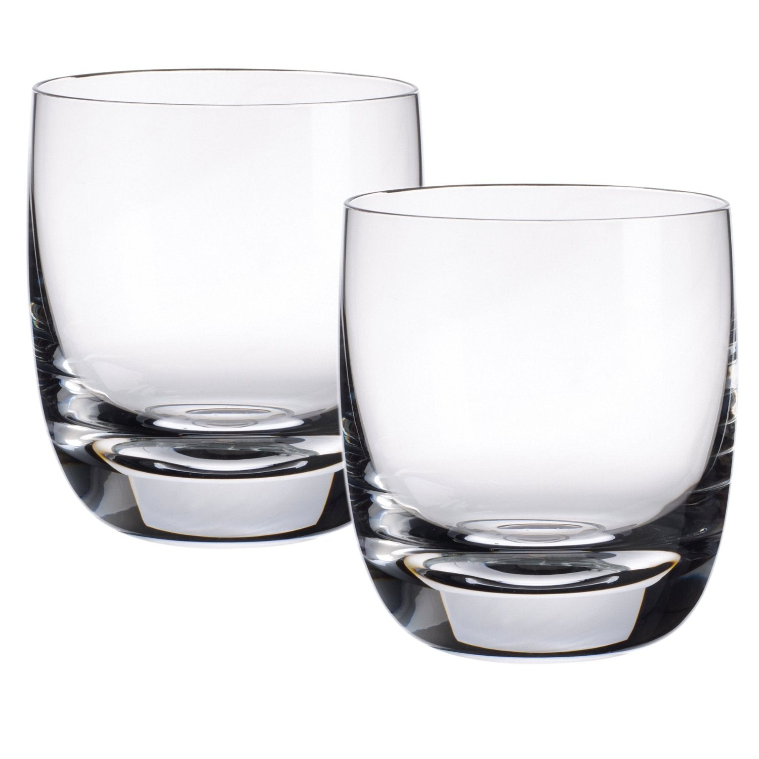 Villeroy & Boch Scotch Whiskey Blended Scotch 3-1/2-Inch Tumbler No 1, Set of 2