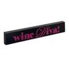 Wine Diva! Wood Block Sign- Small