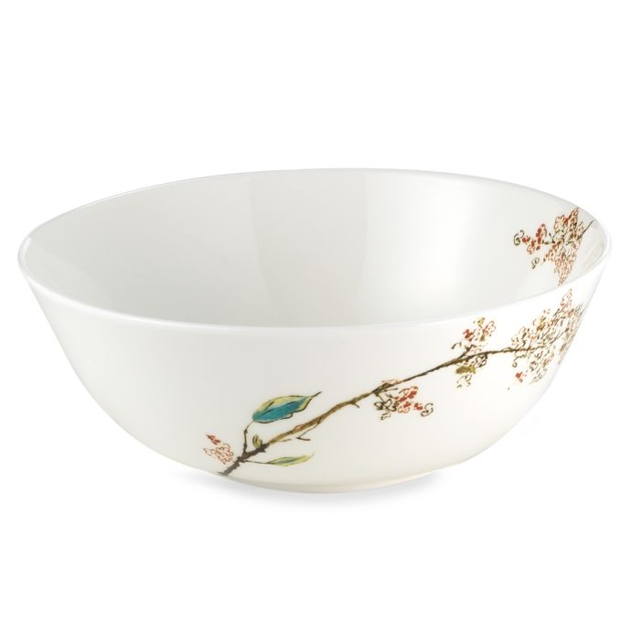Simply Fine Lenox Chirp Serving Bowl