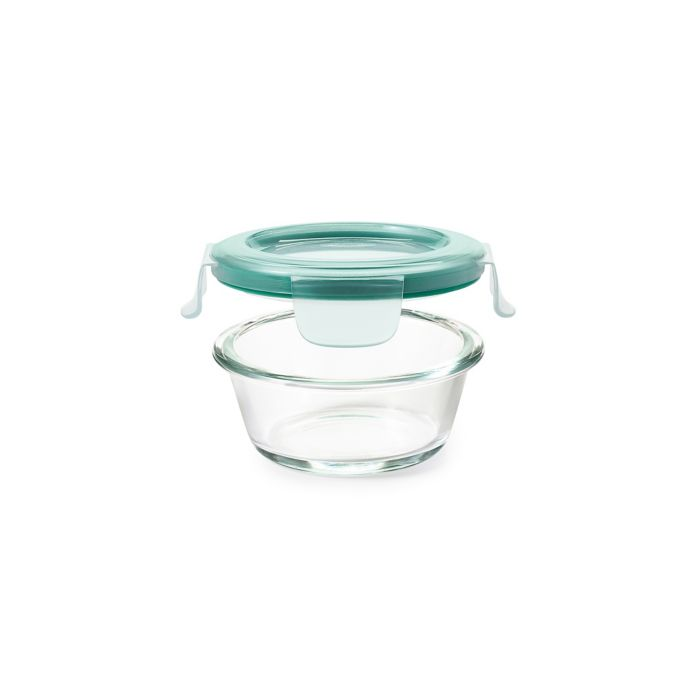OXO Good Grips 1-Cup Smart Seal Round Glass Container