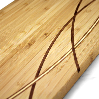 Totally Bamboo Del Mar Charcuterie Board