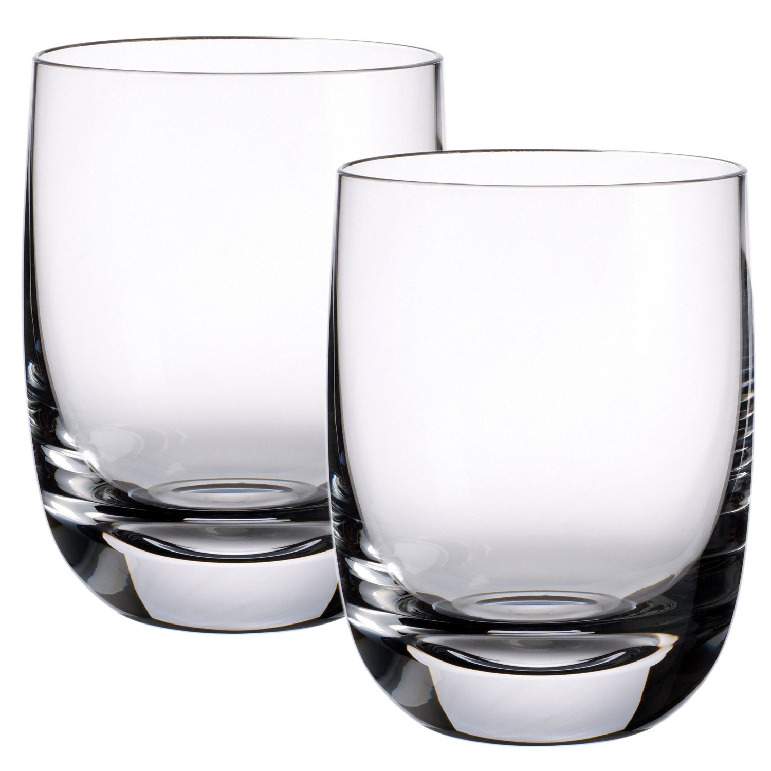 Villeroy & Boch Scotch Whiskey Blended Scotch 4-1/2-Inch Tumbler No 3, Set of 2