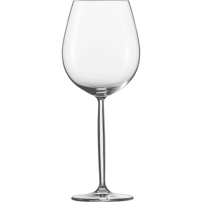 Schott Zwiesel Tritan Diva White Burgundy Glasses (Set of 6)