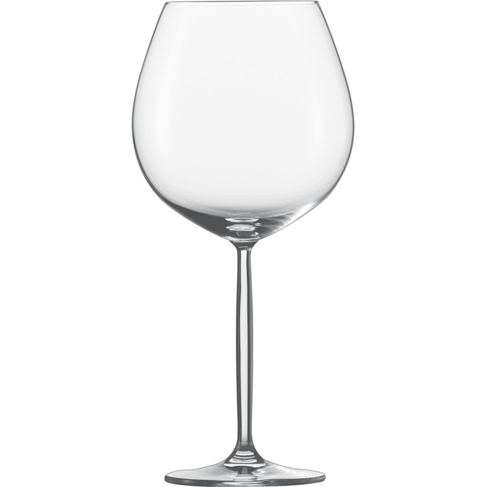 Schott Zwiesel Tritan Diva Burgundy Glasses (Set of 6)