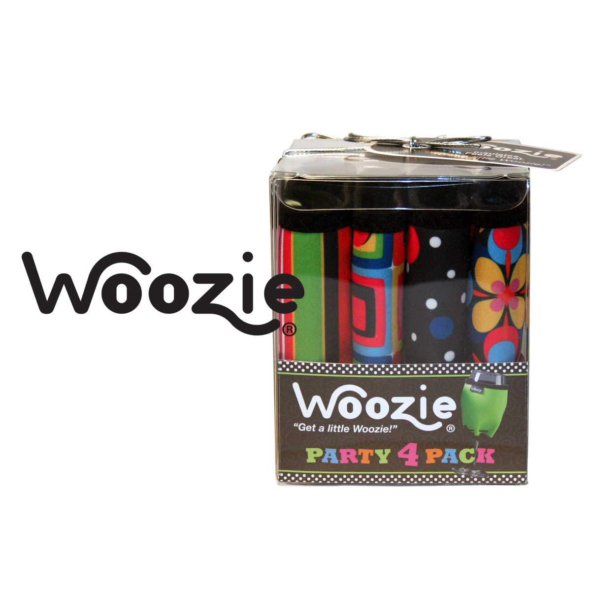 Woozie Designer Caribbean Collection Party Pack