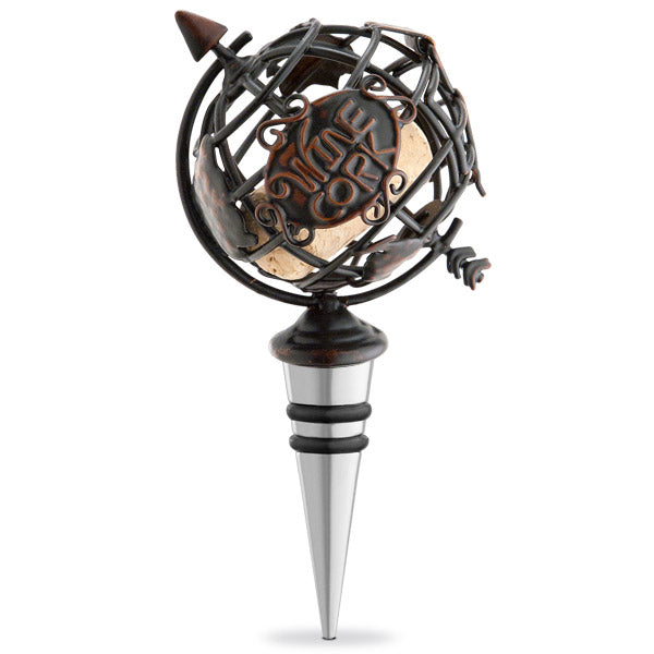 Corks of the World Cork Cage Bottle Stopper
