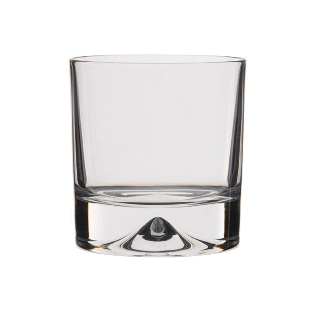 Dartington Dimple- Double Old Fashioned Glass