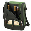 Picnic at Ascot Eco Two Bottle Wine & Cheese Cooler w/ Glasses