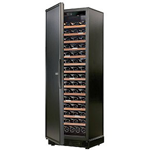 EuroCave Performance 259 Built-In Wine Cellar ( Solid Black Door)